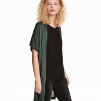 Short-sleeved Cardigan - from H&M