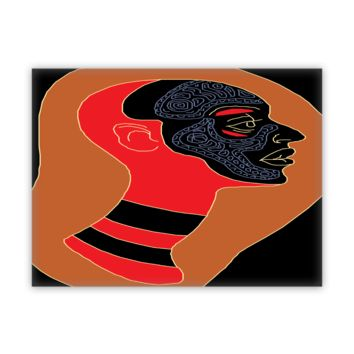African Fine Wall Art - Essence of Africa Eight