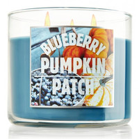 Blueberry Pumpkin Patch 16 oz Country Candle