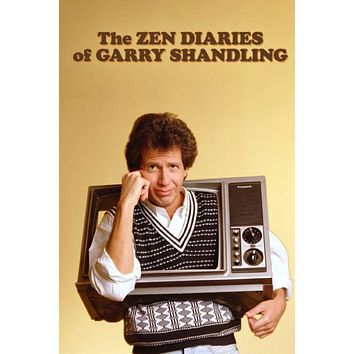 "Zen Diaries Of Garry Shandling Poster Mini Poster 11""X17"""
