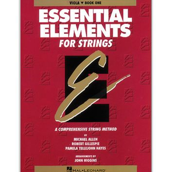 Essential Elements for Strings: Viola, Book 1