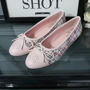 Chanel Summer Spring and Autumn Women Flats Fashion Boat Shoes Woman Casual Brand Single Shoes G-ALS-XZ