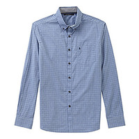 Kenneth Cole New York Iridescent Check Woven Shirt