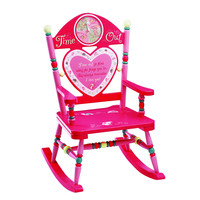 Levels of Discovery Time Out Rocker - Girl  - RAB00001