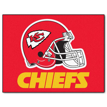 Kansas City Chiefs NFL All-Star Floor Mat (34x45)
