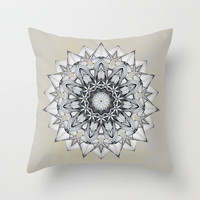 Artik Throw Pillow by Angelo Cerantola