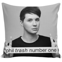Danisnotonfire - Phil Trash #1 - Pillow