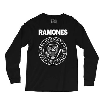ramones Long Sleeve Shirts