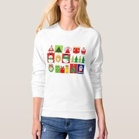 funny ugly sweater christmas design