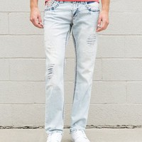 ROCK REVIVAL EMMITT RELAXED STRAIGHT 17 JEAN - LE