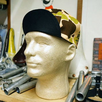 "Last One ""Camo/Green"" Cycling Caps Limited Edition"