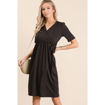 Best Day Ever Dress in BLACK (XS-2XL)