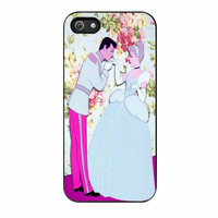 Cinderella Floral Party iPhone 5 Case