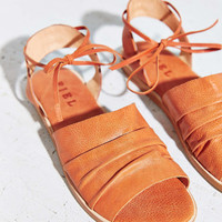Fiel Natal Ruched Sandal - Urban Outfitters