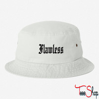 Flawless 7 bucket hat