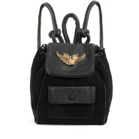 Rihanna for River Island Eagle Pendant Backpack
