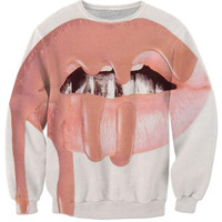 King Kylie Sweatshirt Oral printing 3D Print Hoodies Style Sexy Spring Long Sleeve Crewneck Jogger For Women/Men