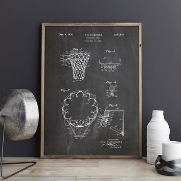Basketball Hoop, Basketball Goal, Basketball Poster, Basketball Coach, Basketball Mom, Basketball Player, Basketball Gifts, INSTANT DOWNLOAD