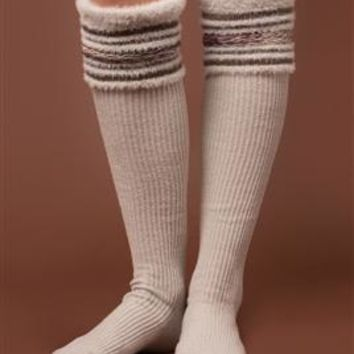 Storyteller Tall Socks by Simply Noelle