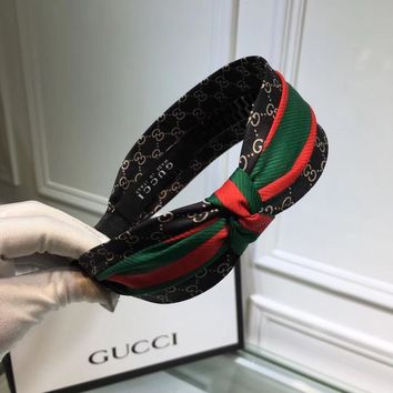 DCCK  GUCCI fall 2019 hottest hair band