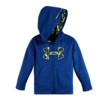 Under Armour Boys' Infant UA Cloud Camo Hoodie