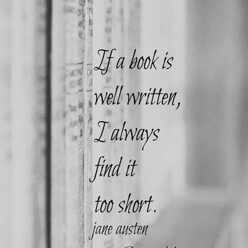 Book quote samsung galaxy Jane Austen art phone cover accessory Sense Sensibility iphone case 4s 5s 6plus 6 Reading black white photography