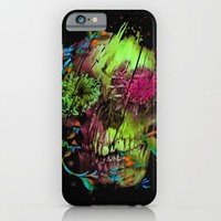 DEATH DREAM OF A FIREFLIES iPhone & iPod Case by Laurence Minoza