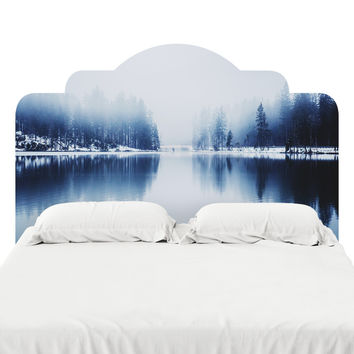 Kiss of a Stranger Headboard Decal