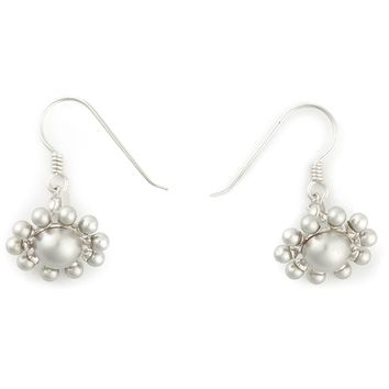Vivienne Westwood orb earrings