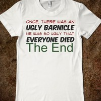 Ugly Barnicle - What I Learned in Boating School Is