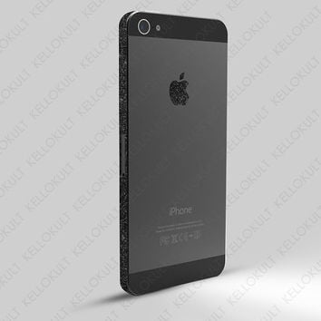 iPhone 5 & 5S Mystery Black Wrap