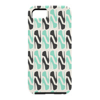 Allyson Johnson My Favorite Heels Cell Phone Case