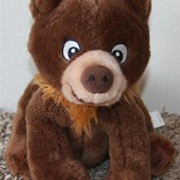Disney Brother Bear Super Plush Koda Cub 8 Inch Doll