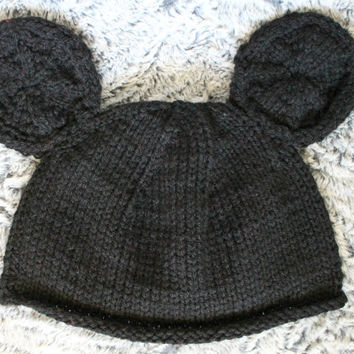 Mickey Mouse Character Inspired Hat