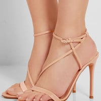 Gianvito Rossi - Leather sandals