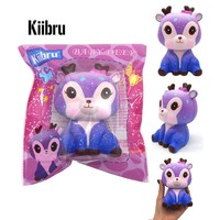 Kiibru SCENTED and SLOW RISE Baby DEER in Galaxy!