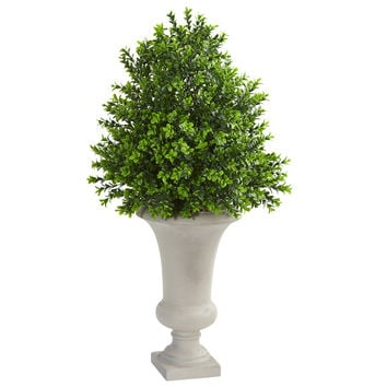 Sweet Grass Artificial Plant in Urn | Overstock.com Shopping - The Best Deals on Silk Plants