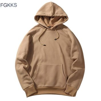 Hoodies Male Large Size