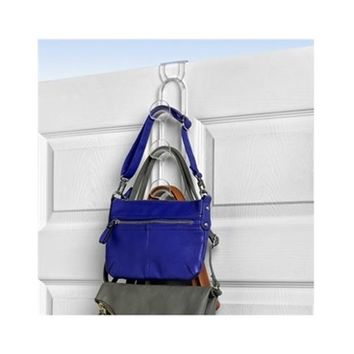 Over The Door Purse Organizer Dorm Space Saver