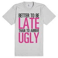 Silver T-Shirt | Funny Girls Shirts