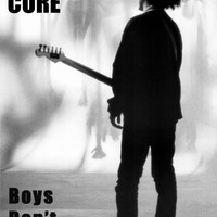 The Cure 11x17 Movie Poster (1986)