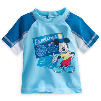Mickey Mouse Clubhouse Rash Guard for Baby