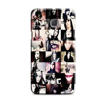 Motionless In White (collage) Samsung Galaxy J7 2015 | J7 2016 | J7 2017 Case