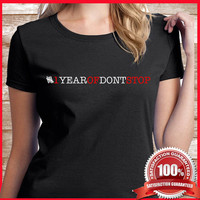 5SOS Shirt #1YEAROFDONTSTOP tshirt Just Released.