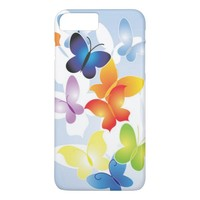 Colorful Butterflies iPhone 8 Plus/7 Plus Case