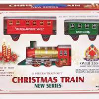Oval Train Set