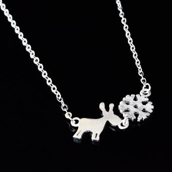 Wink Sterling Silver Necklace