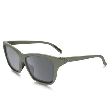 New Oakley Sunglasses Hold On OO9298-05 Light Olive Dark Grey Fast Ship NEW