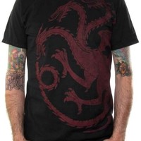 Game Of Thrones T-Shirt - House Targaryen