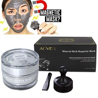 Face Mask-Magnetic Black Face Mask Best Cleansing Peel OFF Purifying.
